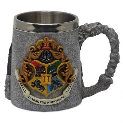 Harry potter hogwarts school mug polyresin 350ml