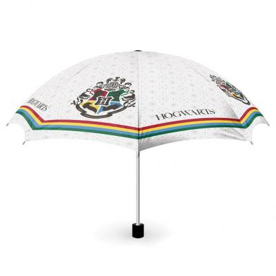 Harry potter hogwarts stripe parapluie