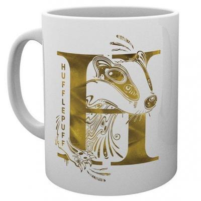 Harry potter hufflepuff mug 300ml