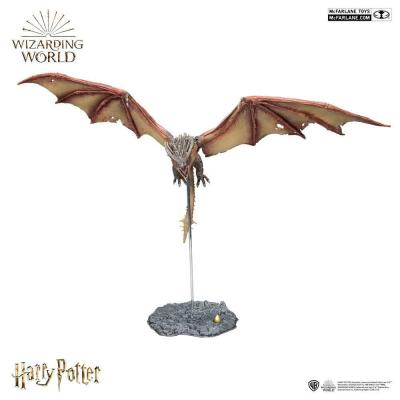 Harry potter hungarian horntail figurine articulee 23cm