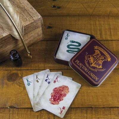 Harry potter jeu de cartes poudlard version 2