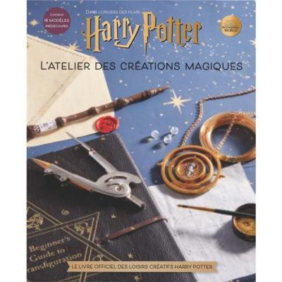 Harry potter l atelier des creations magiques