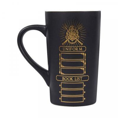 Harry potter latte mug school list