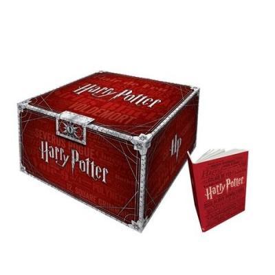 Harry potter le coffret collector en 7 volumes bonus