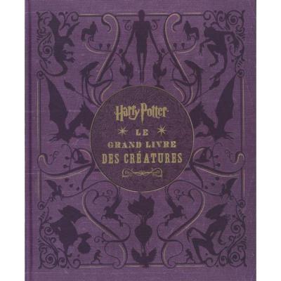 Harry potter le grand livre des creatures