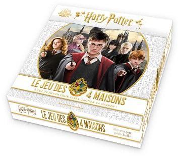 Harry potter le jeu des 4 maisons