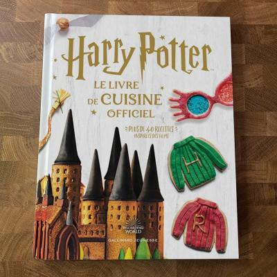 Harry potter le livre de cuisine officiel