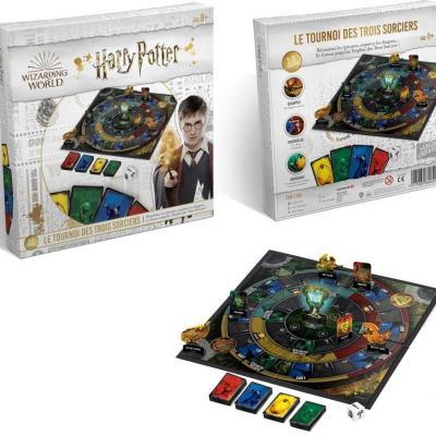 Harry potter le tournoi des trois sorciers fr