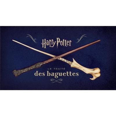 Harry potter le traite des baguettes