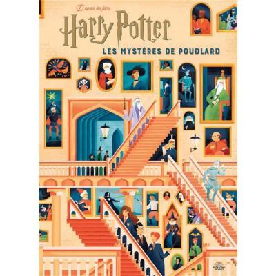 Harry potter les mysteres de poudlard
