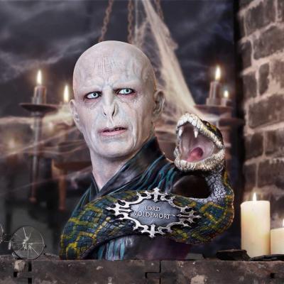 Harry potter lord voldemort buste 30 5cm