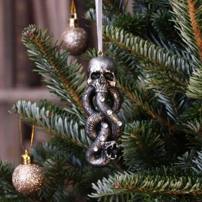 Harry potter marque des tenebres decoration de noel 9 5cm
