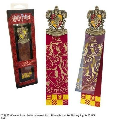 Harry potter marque page entete gryffondor