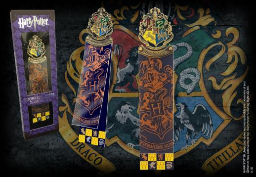 Harry potter marque page entete hogwarts 1