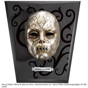 Harry potter masque de bellatrix lestrange