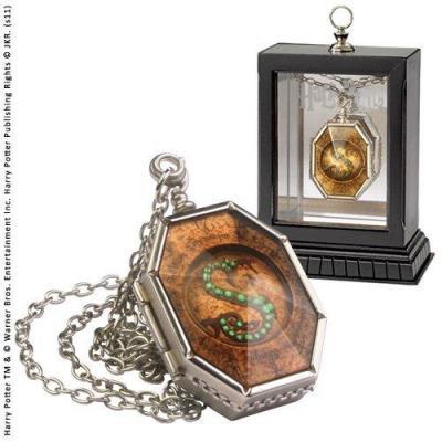 Harry potter medaillon de salazar serpentard horcruxe