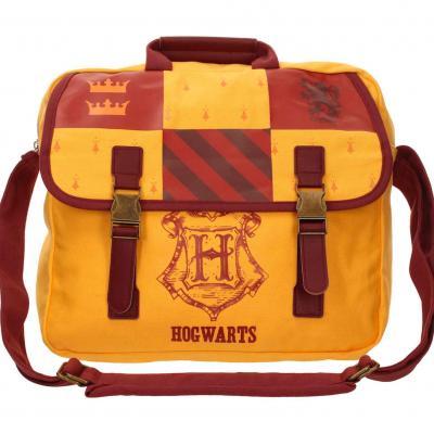Harry potter messenger bag 35x30 gryffindor