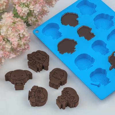 Harry potter moule a chocolats et glacons pack kawaii