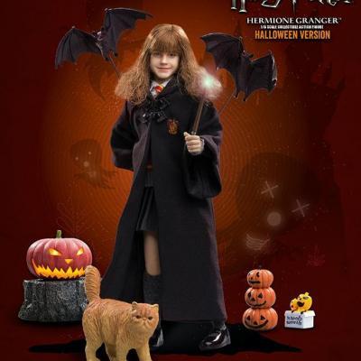Harry potter movie figure 1 6 hermione halloween limited 30cm