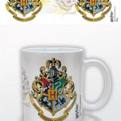 Harry potter mug 300 ml hogwarts quest