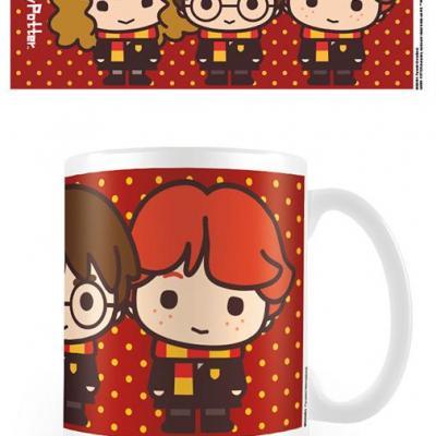 Harry potter mug 300 ml kawaii harry ron hermione