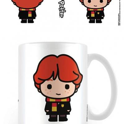 Harry potter mug 300 ml kawaii ron weasley
