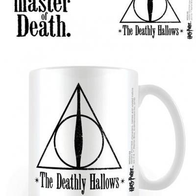 Harry potter mug 300 ml master of death