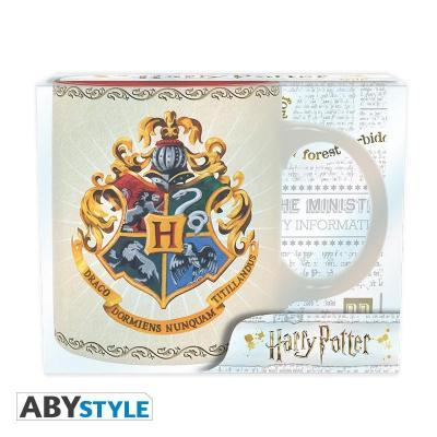Harry potter mug 320 ml poudlard 4 maisons