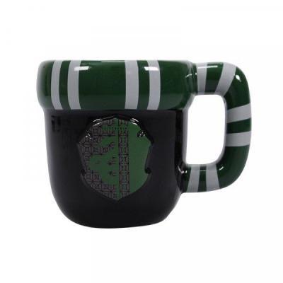 Harry potter mug 3d 400ml slytherin