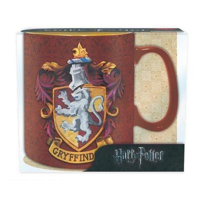 Harry potter mug 460 ml gryffindor