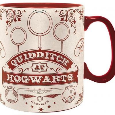 Harry potter mug 460 ml quidditch