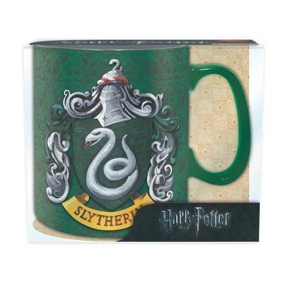 Harry potter mug 460 ml slytherin