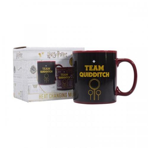 Harry potter mug boxed team quidditch 2