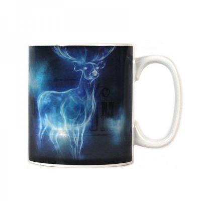Harry potter mug thermoreactif 400 ml patronus