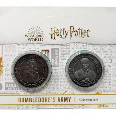 Harry potter neville luna set de 2 pieces