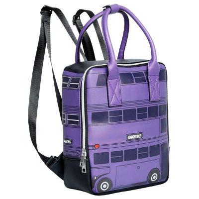 Harry potter night bus sac a dos 24x32x14cm