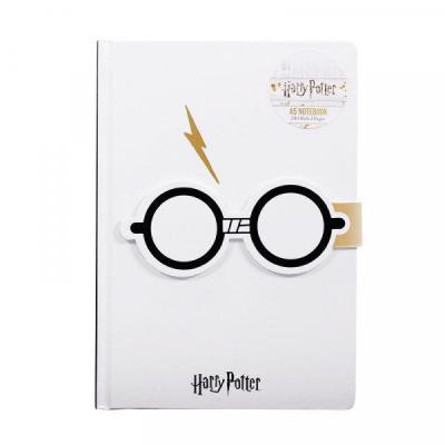 Harry potter notebook a5 glasses