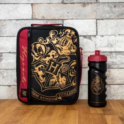 Harry potter pack lunch bag bouteille
