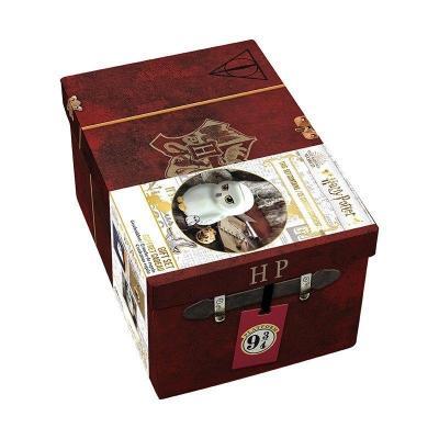 Harry potter pack valise premium mug 3d porte cles 3d pin s