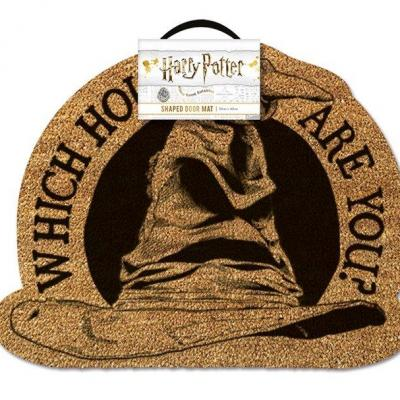 Harry potter paillasson 40x60 sorting hat
