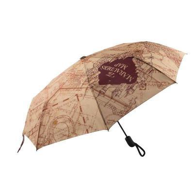 Harry potter parapluie carte du maraudeur
