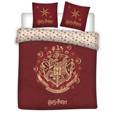 Harry potter parure de lit 200x200 100 microfibre