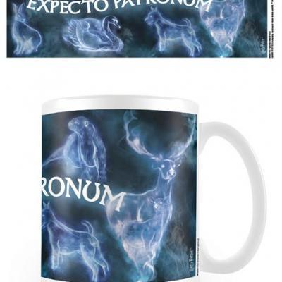 Harry potter patronus mug 300ml