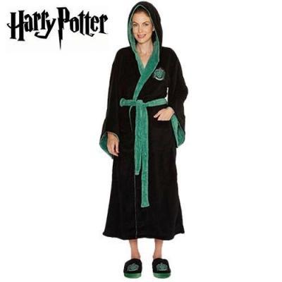Harry potter peignoir femme slytherin adulte taille unique