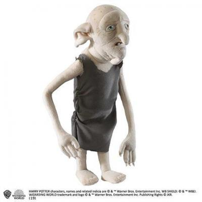 Harry potter peluche collector de kreattur 30cm