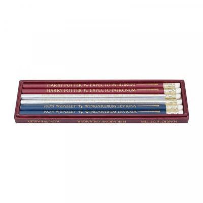 Harry potter pencils set of 6 wands