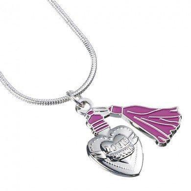 Harry potter pendentif et collier plaque argent love potion