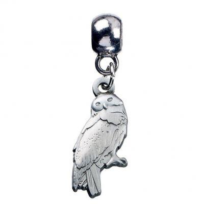 Harry potter pendentif slider charm 46 hedwig the owl
