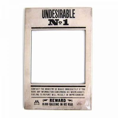 Harry potter photo frame magnet 10 x 15 undesirable n 1