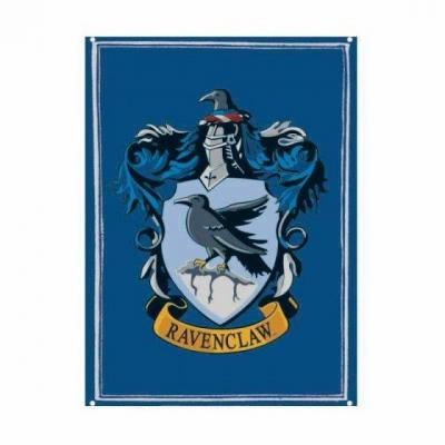 Harry potter plaque metal 21 x 15 ravenclaw